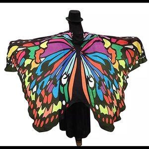 MAKE AN OFFER‼️Brand New Butterfly Scarf